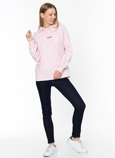 Levi's® Sweatshirt Pembe